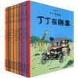 丁丁历险记(套装共22册)(经典收藏版)