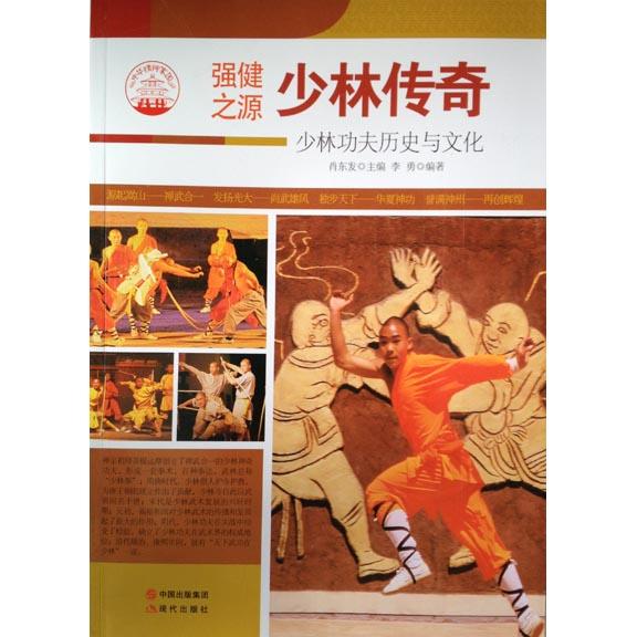 中华精神家园(强健之源)少林传奇:少林功夫历史与文化图片