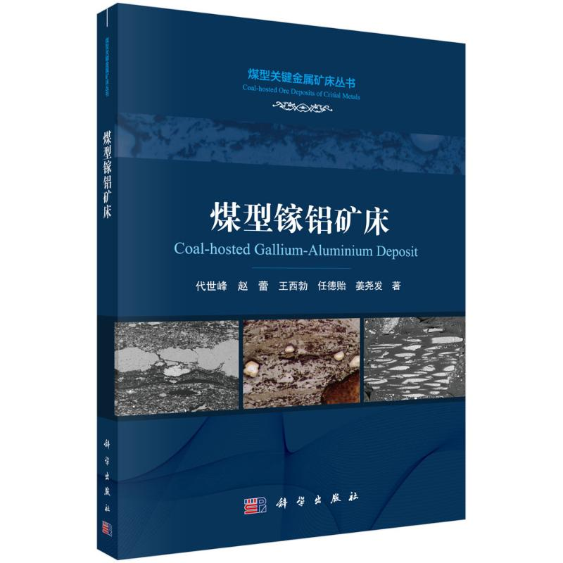 煤型镓�矿床